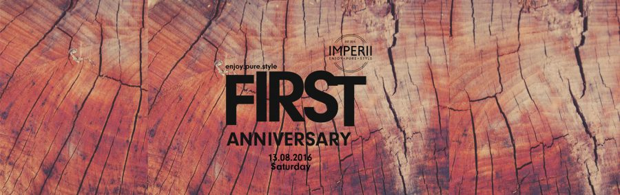 IMPERII's 1st Anniversary – one year in one night