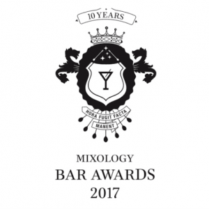 Mixology Bar-Award - neue Bar des Jahres 2016
